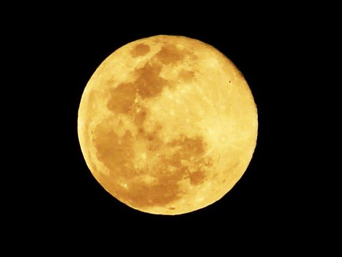 Finally the Full Moon