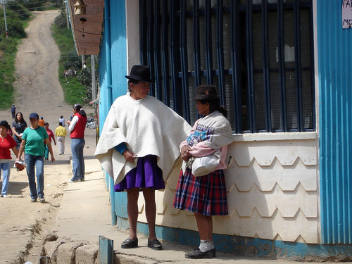 Las Señoras - Raquira Boyaca Colombia