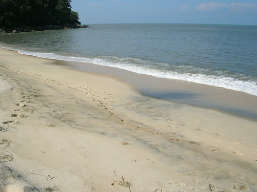 Kerachut beach