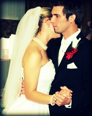 First Dance ([[Chase]]) Tags: two love groom bride dance hands dress rings