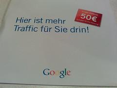 Post von Google