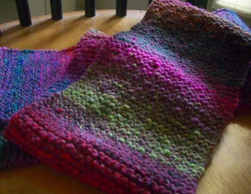 garter scarf 4