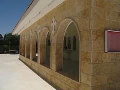 Himo monastery near Qamishly, Syria (nhraim ( )) Tags: arabic syria orthodox mesopotamia  assyria assyrian syriac jazira suryoyo hassake hasake qamishly khabur hassakeh hassaka aramaean aramaea