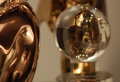It's crystalizing! (StephenReed) Tags: reflections brass crystalball