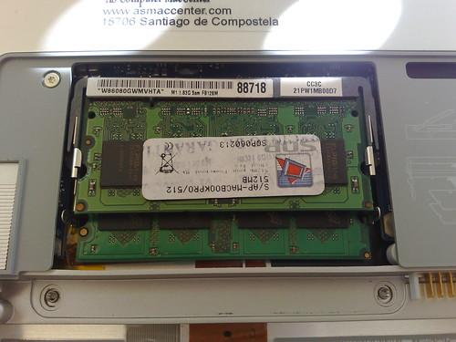Actualizando la Memoria del Macbook Pro
