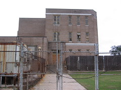 South view (Ray in New Orleans) Tags: katrina neworleans stroch ninthward squanderedheritage johnashawelementaryschool