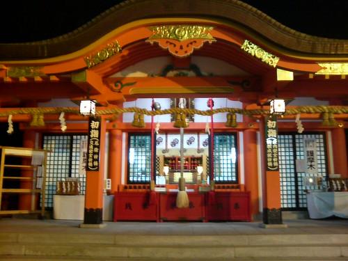 大阪府吹田市の片山神社
