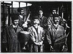 1909_london نوازندگان ايراني درلندن