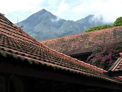 Merbabu Mountain from Gedono (louiciano) Tags: bunda katolik suster gedono biara pemersatu pertapaan