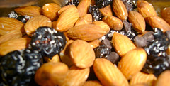 Almond Cranberry Chocolate Coconut Mix