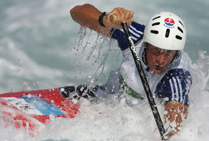 Olympic Whitewater C-1 Slalom