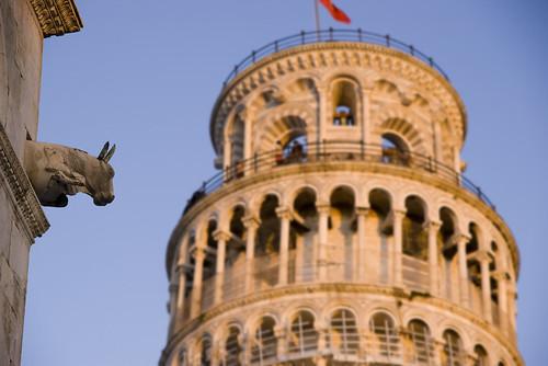 Torre Desenfoque