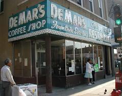 DeMar's Coffee Shop