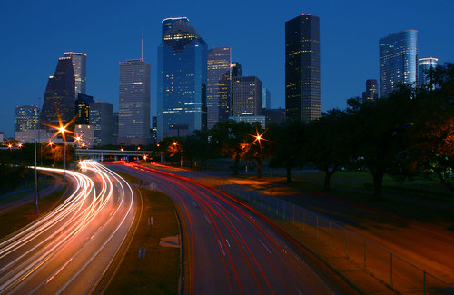 Houston Skyline - Take 2