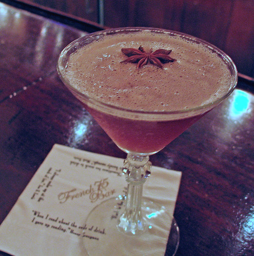 The Réveillon Cocktail