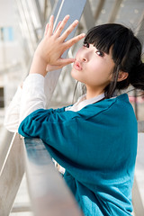 Akina (swanky) Tags: portrait people woman cute girl beautiful beauty canon asian eos md model women pretty taiwan babe belle taipei   tamron 2008 taiwanese   30d    shihlin  akina a16    photoimage 1750mm  nationaltaiwanscienceeducationcenter  tamronspaf1750mmf28xrdiiildasphericalifmodela16  ntsec emiruemirue  mtv mtv ak