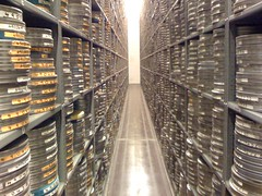 Image of BFI archives