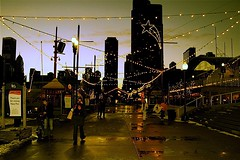 thank you for visiting Navy Pier (vereiasz) Tags: chicago night reflections lights illinois lightandshadows downtown chitown 100v10f navypier aroundtown chicagoatnight chicagoland chicagoillinois aftersunset chicagoist rivereast chicagoreader nikonstunninggallery 250v10f lifeisamovie vereiasz