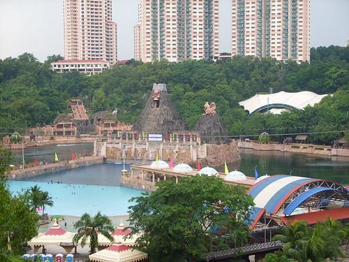 Parque Temático Sunway Lagoon