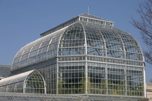 The Conservatory at the US Botanic Garden
