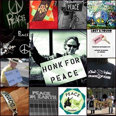 P.E.A.C.E (Hotash) Tags: signs work one words fdsflickrtoys mine peace symbol quote mosaic paz your million wikipedia pace wiki omps onemillionpeacesigns