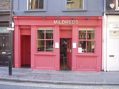 Picture of Mildreds, W1F 9AN