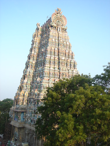 madurai tower