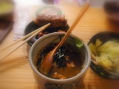 鮭魚茶漬飯
