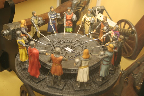 King Arthur and Round Table