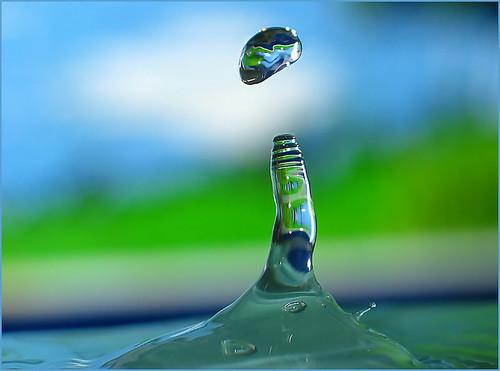 Agua en movimiento