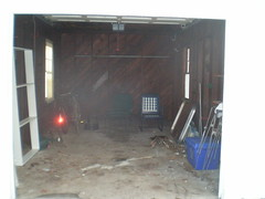 Garage (before)