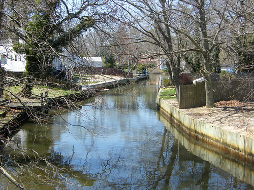 Main Canal at Idle Hour Blvd