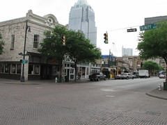 Austin Texas - Warehouse District