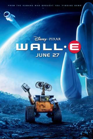 Wall-e wallpaper para iPhone poster