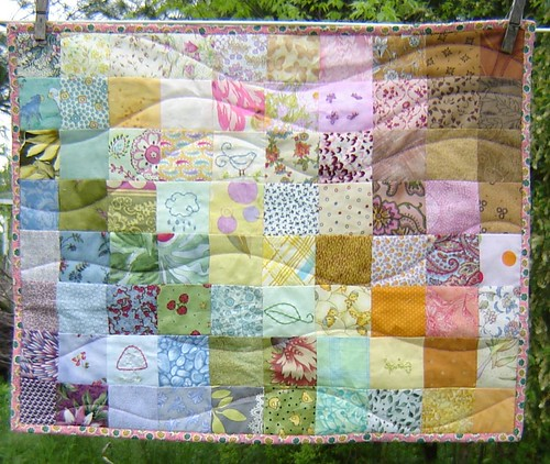 Spring Quilt sent by Lucy