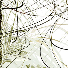 green abstract lines (mark knol) Tags: abstract motion lines artwork flash generative processing fractal generated actionscript generativeart as3 markknol