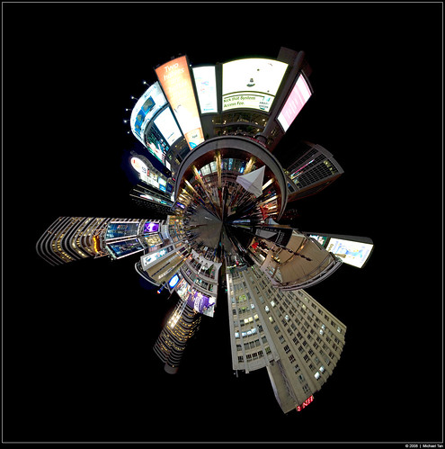 Planet Yonge-Dundas Square (by Tanner.)