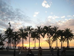 IMG_1020 (HawaiiActivitiesAndTours) Tags: sunset waikikisunset