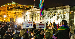 2017.02.22 ProtectTransKids Protest, Washington, DC USA 01130