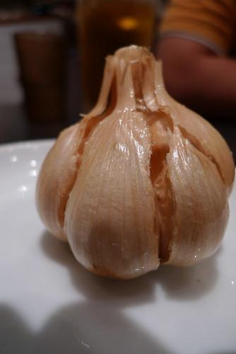 ニンニク揚げ(Garlic)