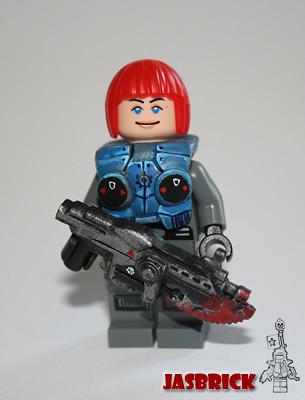Gears of War Blue