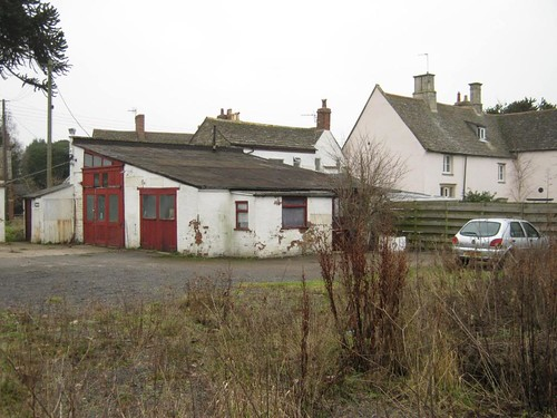 GLASTON GARAGE JANUARY 2010