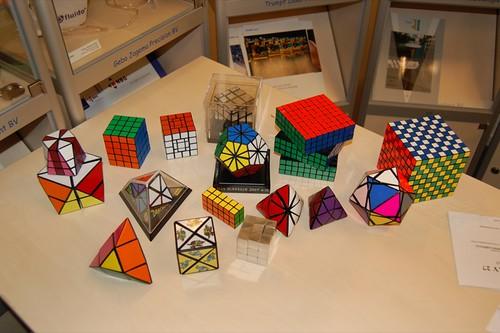 variaciones del cubo Rubik