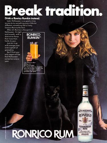 Vintage Ad #390: Drinkin' a Rumkin