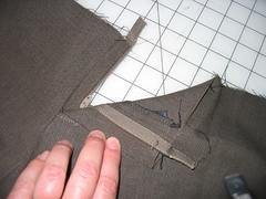 Zipper Fly Step 19