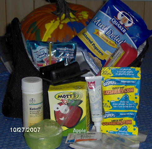 It's In the Bag; Diabetes 365, Day 6
