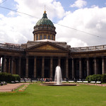 St-Petersburg: Kazan Cathedral