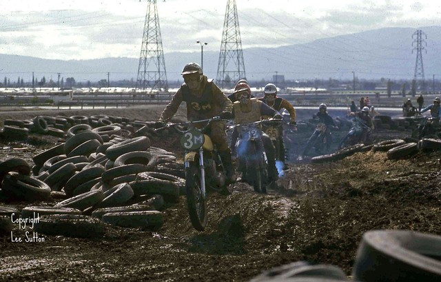 vintage motocross photo
