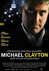 Póster y trailer en castellano de 'Michael Clayton'
