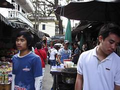 Market in Tachileik
